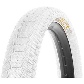 "Kenda Krackpot K-907 Wired-on Tire 20 x 1.95"" kanttråd white"